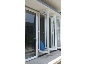 uPVC Broco Window - Dooe System