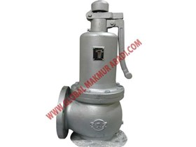 317 S3F-A LR SAFETY VALVE FLANGE WITH HANDLE