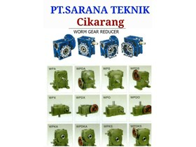Distributor Worm Gear WPA,WPS,WPX,NMRV dll Ready stock