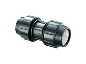 Compression Coupler Fitting HDPE