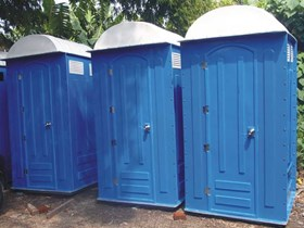 Jual Toilet Portable
