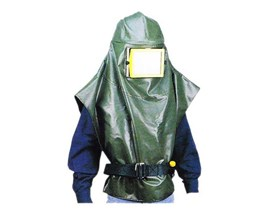 Jual Masker Air Supplied Spray Painting Hood