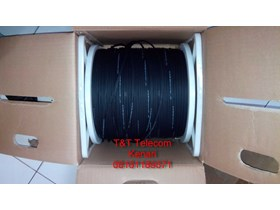 Kabel Drop Wire 2 Core for FTTH 1000 meter
