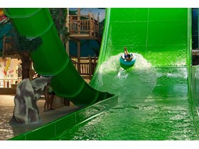 Seluncuran Water Park Turbolance