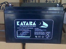 BATTERY AKI VRLA KAYABA
