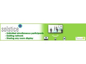 Solstice wireless display solutions for the enterprise