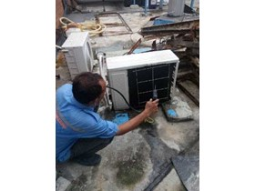 Service Maintenance Air Conditioner