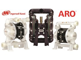 Ingersoll-Rand ARO PRO-Series Air Operated Double Diaphragm Pumps