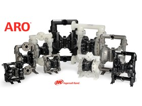 Ingersoll-Rand ARO EXP-Series Air Operated Double Diaphragm Pumps