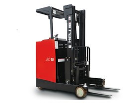 Jual Reach Truck Murah Type Stand-Up