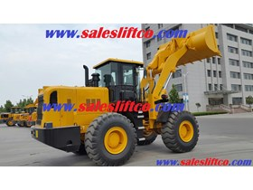 Jual Wheel Loader Murah