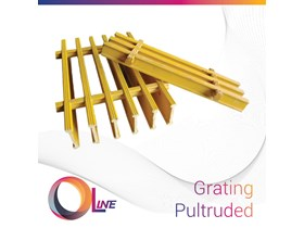 FRP Grating Pultruded