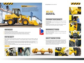 Harga Wheel Loader 1 Kubik Heli Banjarmasin - Fridolin (081321795611)