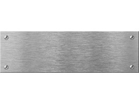 PLAT STAINLESS Finish 4
