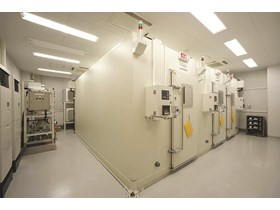 WALK-IN CHAMBERS FOR STORAGE STABILITY TESTING
