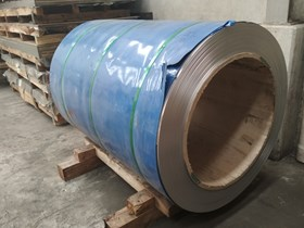 PLAT STAINLESS STEEL COIL