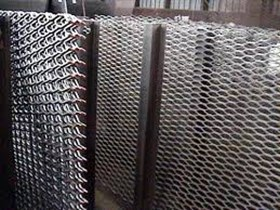 besi expanded metal