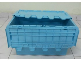 Nestle Nestable Container Box with Lid