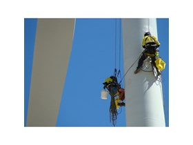 ROPE ACCESS PAINTING