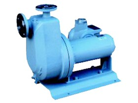 TEIKOKU CENTRIFUGAL CANNED PUMP-Type G Self Priming