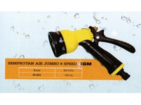 Semprotan Air Jumbo 8 Speed