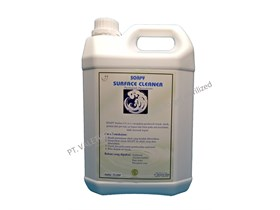 SOAPY SURFACE CLEANER