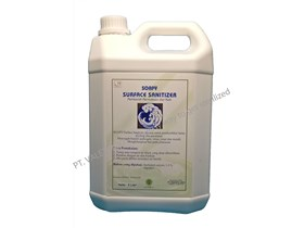 SOAPY SURFACE SANITIZER