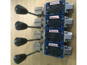 Rexroth Manual Control Valve 4WMM 6 G5X/F R900469533