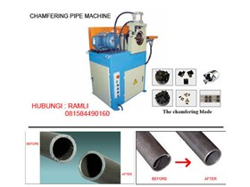 Mesin Chamfering Pipe