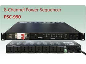 8 Channel Power Sequencer PSC-990