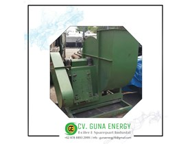 Blower Fan Centrifugal second 50 hp