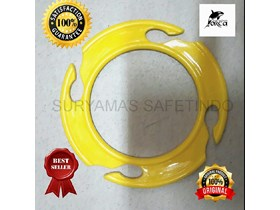 PENGAIT RANTAI TRAFFIC CONE/BRACKET RANTAI/RING CONE