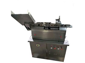 AGG two needles ampoule filling and sealing machine