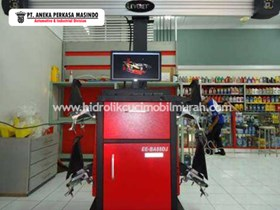 MESIN SPOORING BAN 3D ATAU WHEEL ALIGNMENT TYPE EVERET EE BA88DJ