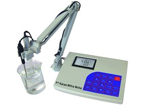 pH Meter / ORP/ Temp Bench Meter