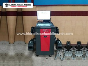 MESIN SPOORING BAN 3D / WHEEL ALIGNMENT TYPE SICAM SA 660