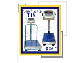 BENCH SCALE SONIC T18
