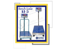 BENCH SCALE SONIC A15