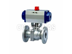 Ball Valve Actuator 2 Positioner