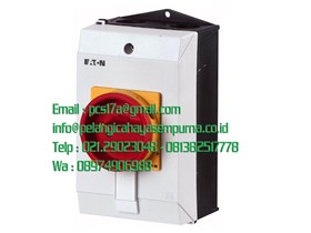 Main Switch P1-32/EA/SVB/HI11/N 3 pole+N 32A Eaton