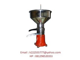 Cream Separator Electric Driven