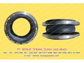 FLEXIBLE JOINT 14 FLANGE JIS 10K Merk GALA
