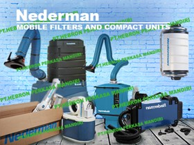 Dust Collector NEDERMAN