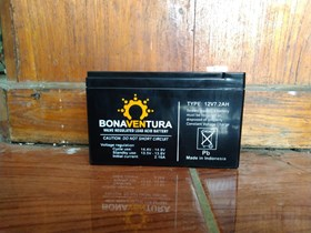 BATTERY VRLA GEL BONAVENTURA 12V 7.2