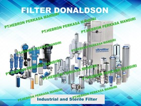 DONALDSON Compressed Air and Process Filtration