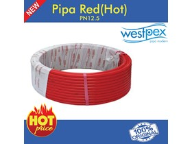 Pipa PVC Red(Hot) PN 12.5 25mm
