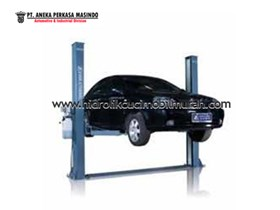 TWO POST CAR LIFT ATAU 2 POST CAR LIFTING ROTARY