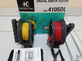 DIGITAL EARTH TESTER KEW4105DL