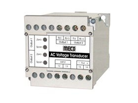 MECO AC VOLTAGE TRANSDUCER MODEL : VMT, VMT-TRMS