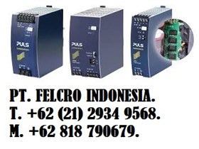 Jual Puls DIN Rail Power Supply | PT.FELCRO INDONESIA